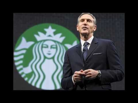 Starbucks CEO Howard Schultz Is Weeks From Stepping Down After His Anti-Trump Vow To Hire 10,000
