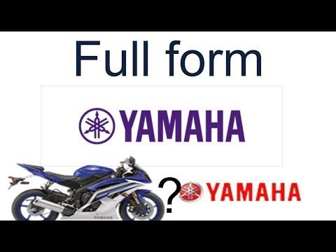 Full Form of Yamaha (Name Origin) ?