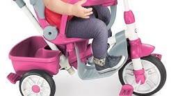 Little Tikes Perfect Fit 4-in-1 Trike, Pink | Tricycles For Kids