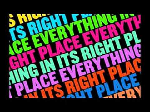 Radiohead - Everything In Its Right Place (Andi Müller Mix)