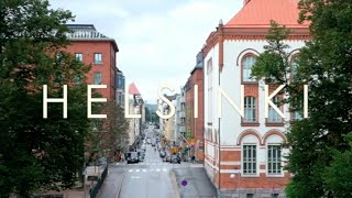One Day Trip To Helsinki, Finland | Autumn 2015