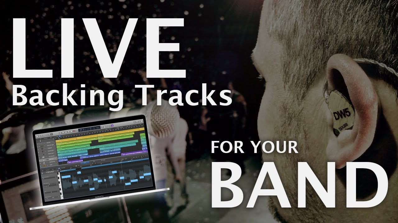 Getting Started With Backing Tracks For Your Band's Live Shows - Prime App