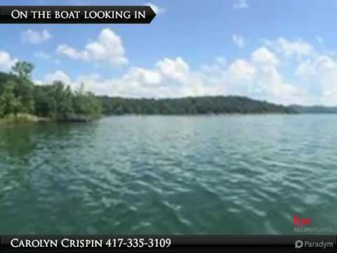 Table Rock Lake Homes For Sale lakefront land with Dock! For sale