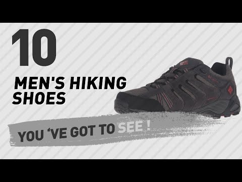 Columbia Hiking Shoes For Men Collection // New & Popular 2017