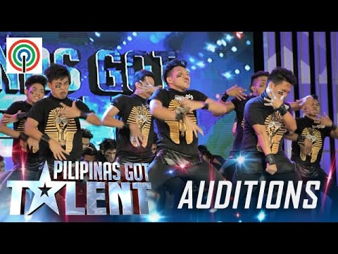 Pilipinas Got Talent Season 5 Auditions:  Crossover Family – Hiphop Dance Group