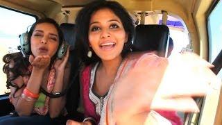 Masala Movie Making Video - Venkatesh,Ram,Anjali,Shazahn Padamsee