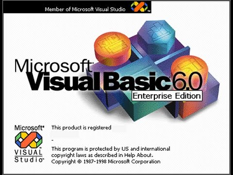 Cara Install Msdn Visual Basic 6.0