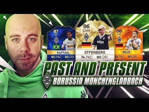 PAST AND PRESENT Borussia Mönchengladbach SQUAD BUILDER – FIFA 16 Ultimate Team – LEGEND MATTHAUS