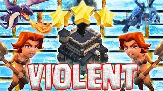 COMPO HDV 9 QUI PERF TOUT FACILEMENT!!! | Clash of clans