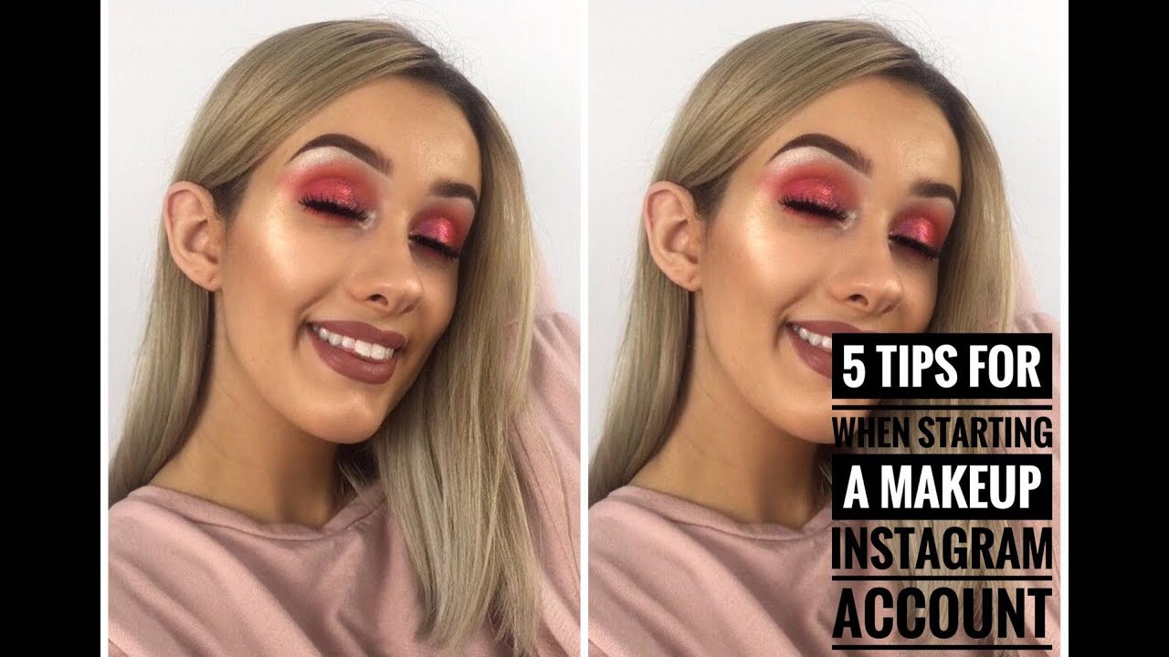 a1b013f94e3 Tips For When Starting A Makeup Instagram Account   Bethanymarie965 ...