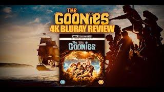Goonies 4K UHD Blu-Ray Review
