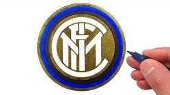 How to Draw the Inter Milan Logo