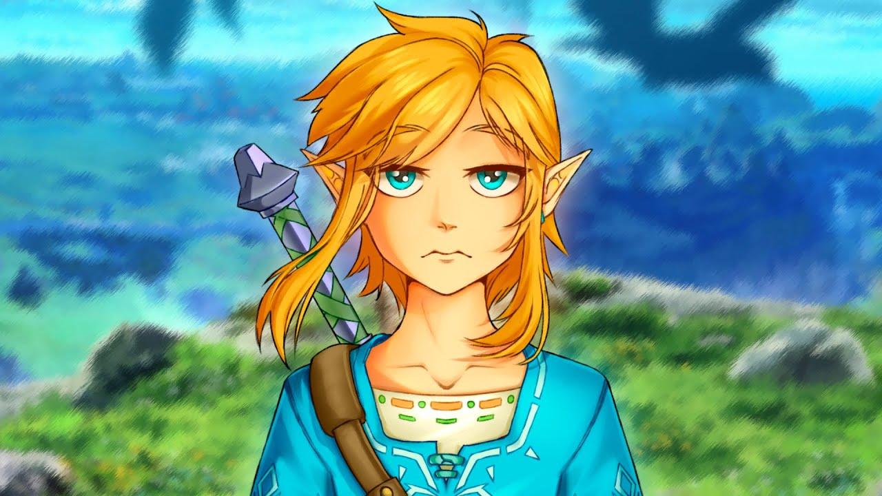 Видео про Zelda: Breath of the Wild