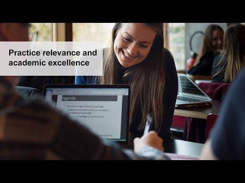 Master In Corporate Communication: Where Practice Plays A Relevant Role