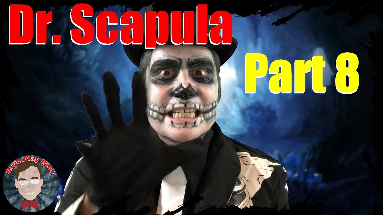 Doctor Scapula Part Eight - Immortal Soul