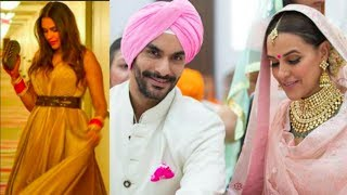 Was Neha Dhupia Really Pregnant Before Getting Married ?