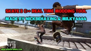 [PS3/C++] Skate 3 RTM Tool By NickBeHaxing & Milky4444
