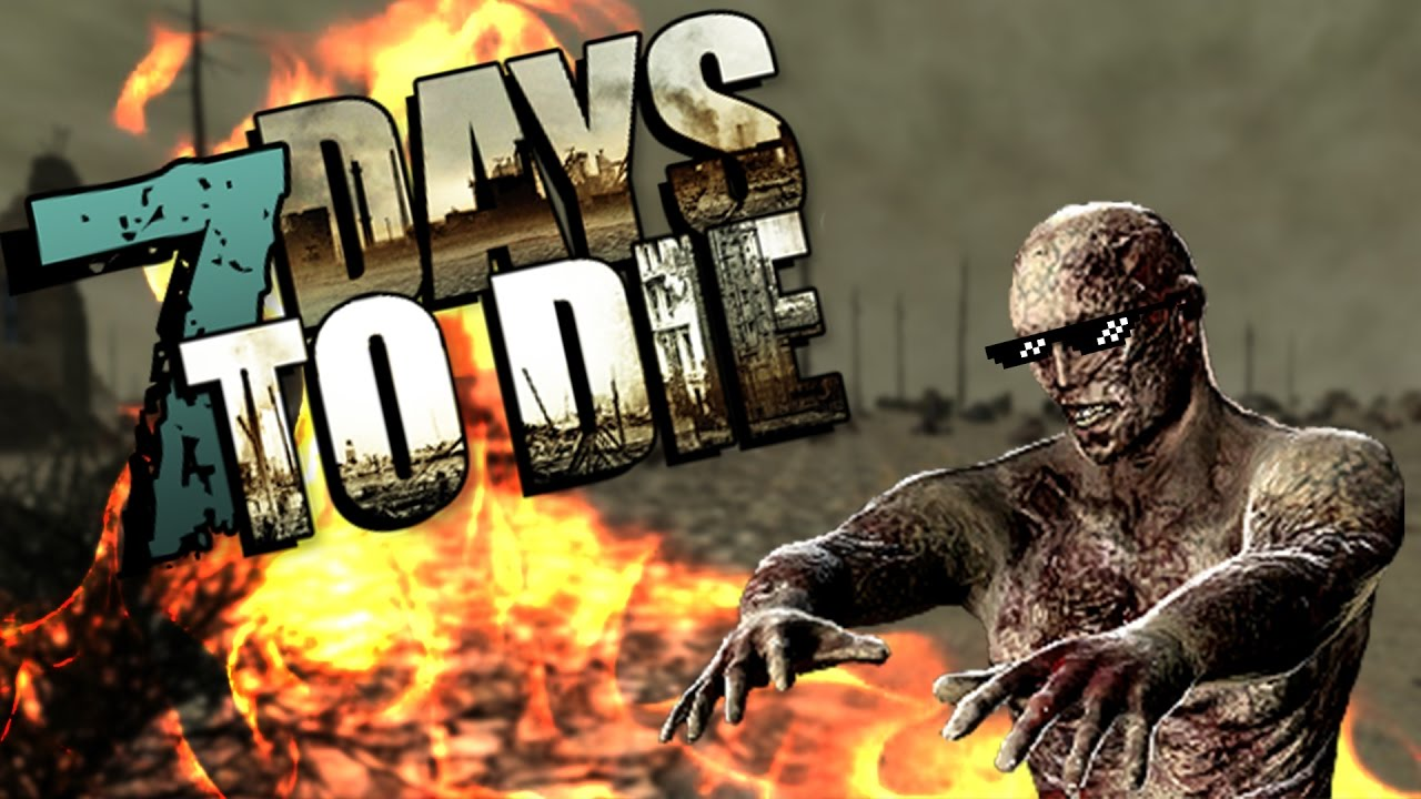 7 Days To Die Day 8 To 9 Youtube