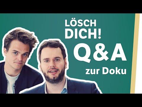Lösch Dich!