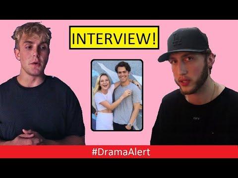 Jake Paul 's Ex-Employee Speaks out! #DramaAlert INTERVIEW! Ex-Team 10 Member!