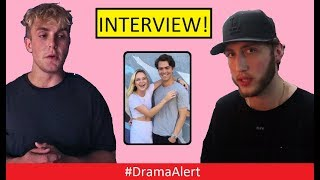 Jake Paul 's Ex-Employee Speaks out! #DramaAlert INTERVIEW! Ex-Team 10 Member!