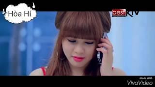 Vừa Đi Vừa Khóc Karaoke - Tone Thấp (Hòa Hí)