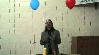 Hydrogen and Helium Balloons