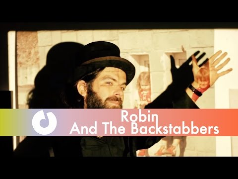 Robin And The Backstabbers - Cosmonaut (Official Music Video)