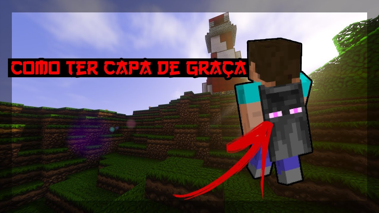 How To Get a FREE Minecraft Cape (MINECON CAPE, OPTFINE ...