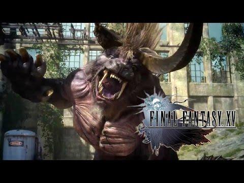 Final Fantasy XV : La Terreur De Duscae