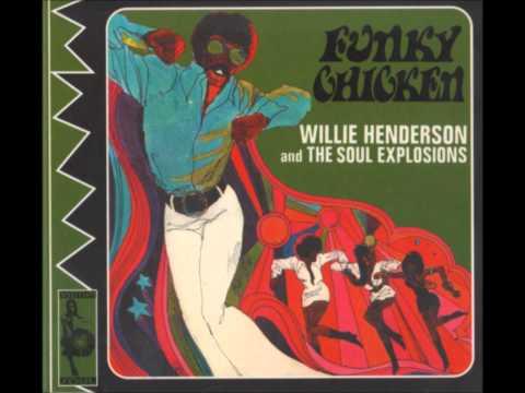 Willie Henderson - Instrumental 1-Untitled
