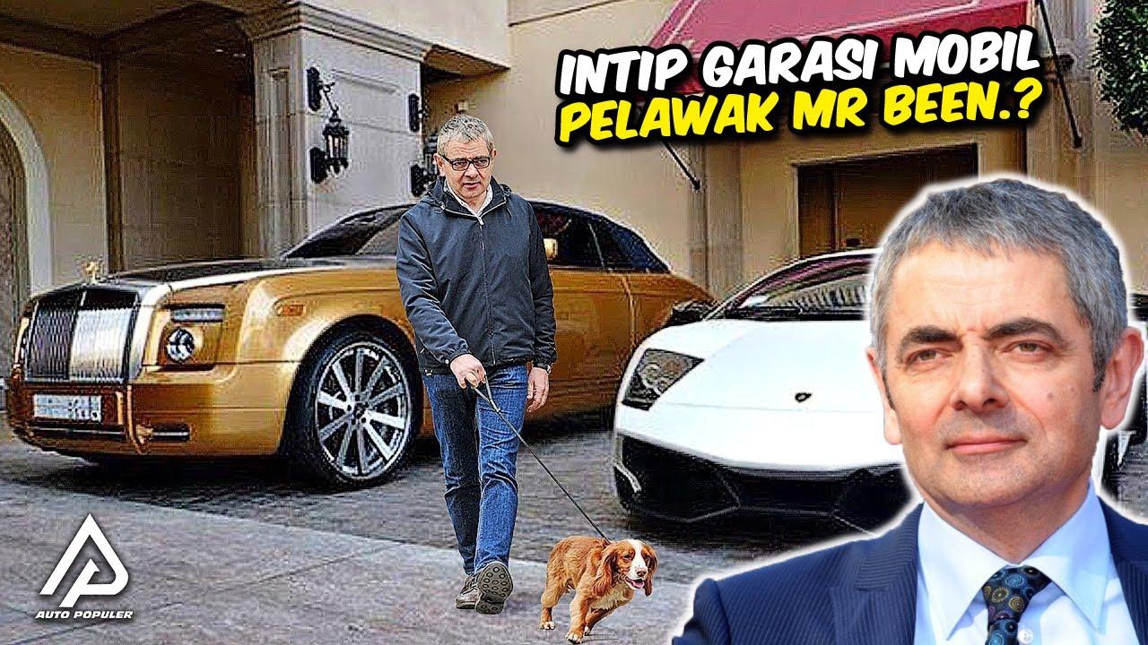 Gaya Hidup MR.BEEN! Ternyata Begini Koleksi Mobil Mewah Rowan Atkinson dan Kekayaan Dimilikinya