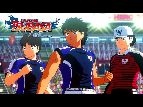 [DE] Captain Tsubasa: Rise of New Champions - Extended Story Trailer - PS4/PC/SWITCH