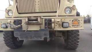 Star Car installs a Mine-Resistant Ambush Protected (MRAP) Vehicle