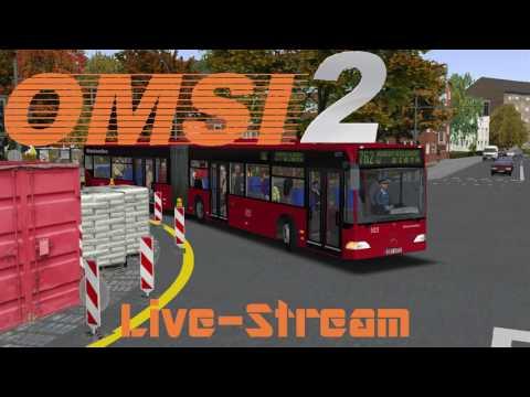 Omsi 2 Live-Stream | Link in der Beschreibung