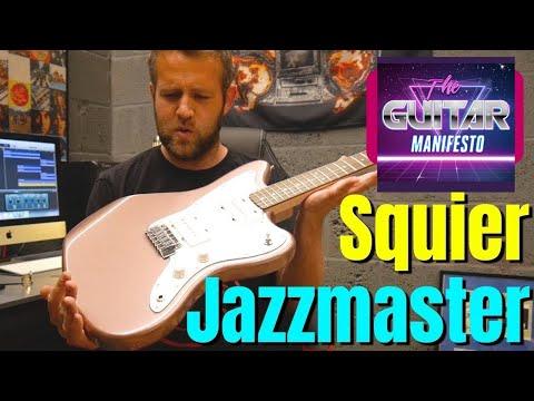 Squier by Fender Affinity Jazzmaster Burgundy Mist Review