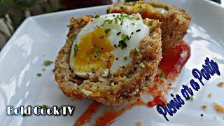 ULTIMATE SCOTCH EGGS RECIPE  Bold Cook TV picnic recipes