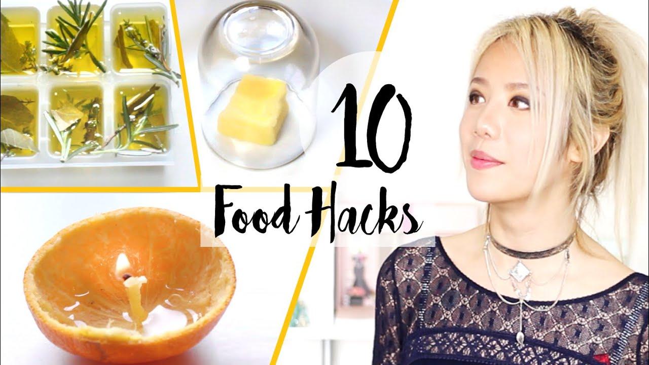 Cuisine 10 Astuces Qui Changent Tout 10 astuces cuisine à savoir ! (food hacks)