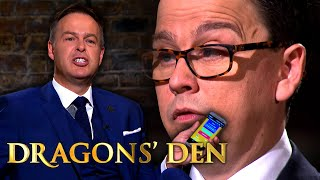 You're Not Handling My Objection Very Well Here...  | Dragons' Den