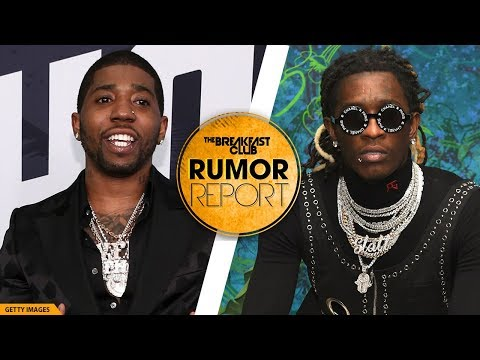 DJ DC - YFN Lucci Says He Slept With Young Thug's Girlfriend!