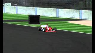 F1C 2002 Silverstone GB Mod Formula 1 Season full Race na minha opinião  O modelo de  F1 Challenge 99 02 game year Grand Prix 2 GP 4 3 World Championship 2012 2013 2014 2015 7 26 20 56 15 60 19 NEW