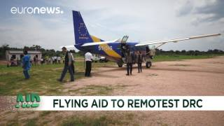 Aid Zone: Flying Aid to Remotest Democratic Republic of the Congo