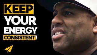 """""""PEOPLE Always Notice ENERGY!"""" - Eric Thomas (@Ericthomasbtc) - #Entspresso"""