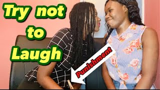 Try Not To Laugh Challenge **Did We Kiss** DDL Nation