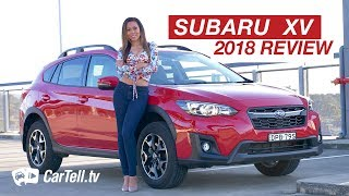 2018 Subaru XV Review | CarTell.tv