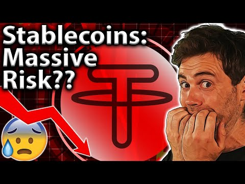 Stablecoins: Safe or a MASSIVE Crypto Risk?? 😲