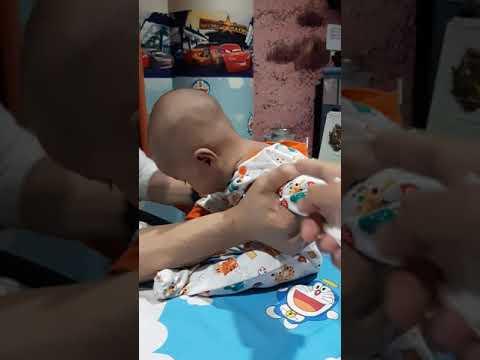 4 Bulan Bayi Arini Arkadewi