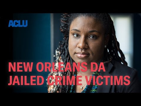 New Orleans DA Jailed Crime Victims