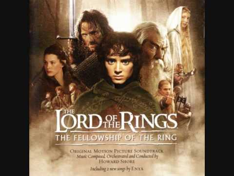The Fellowship Of The Ring Soundtrack  Amon Hen