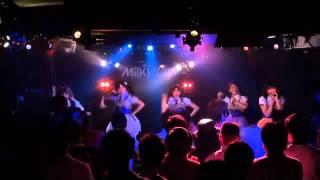 愛乙女☆DOLL 2ndオリジナル曲『LOVE&PEACE』 @渋谷ミルキーウェイ2011.8...
